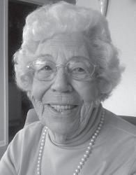 Marguerite Silsby