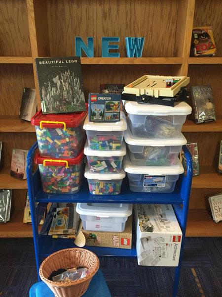 Lego-Cart