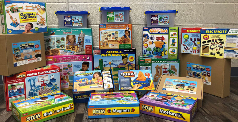 Houghton Lake Public Library Awarded Grant for STEAM Kits