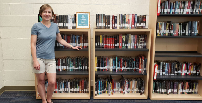RCCF Awards Grant Funding for RAPS Library Books