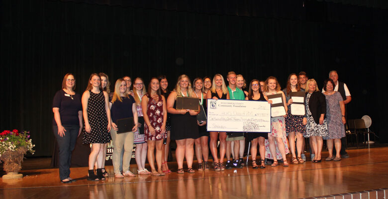 RCCF Presents Nearly $150,000 in Scholarships to HLHS Seniors