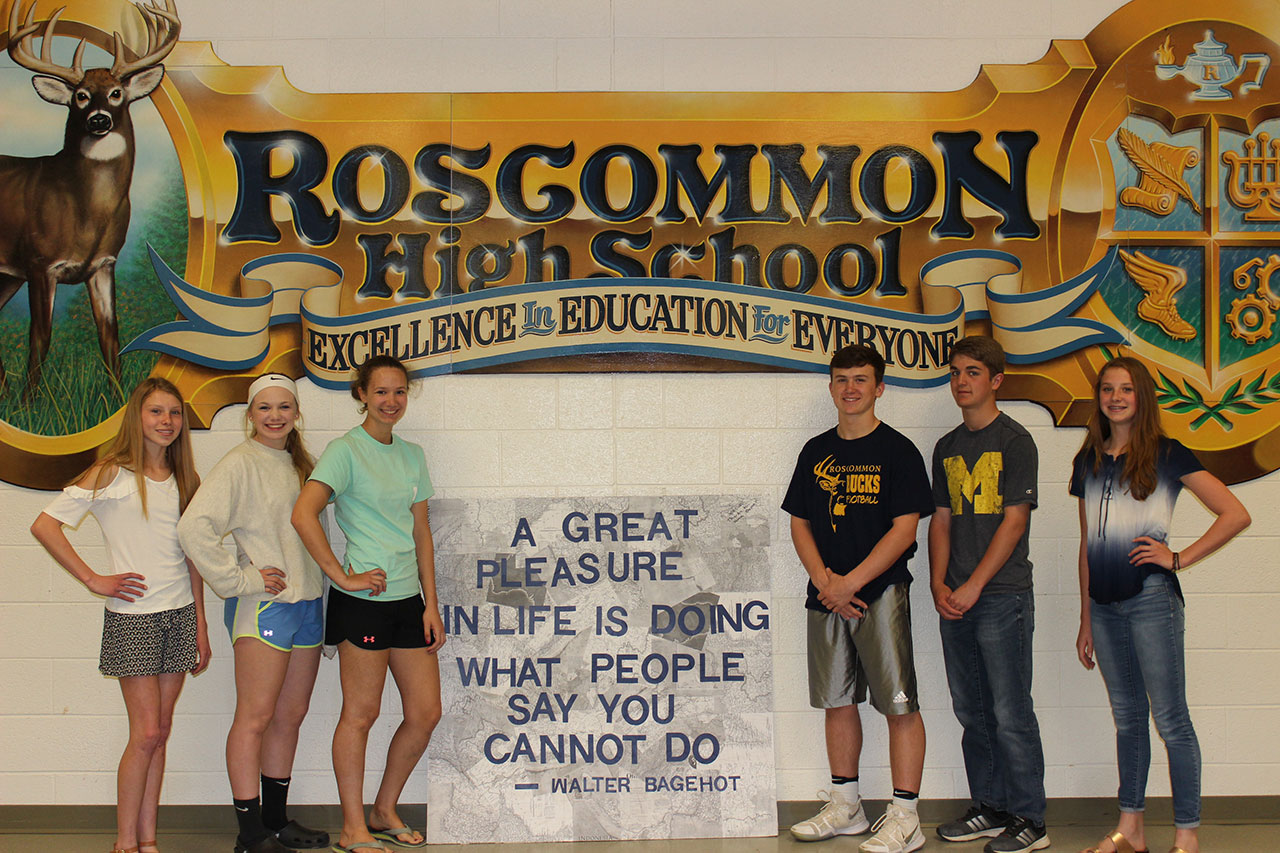 Summer Enrichment Scholarships Awarded by RCCF Funds