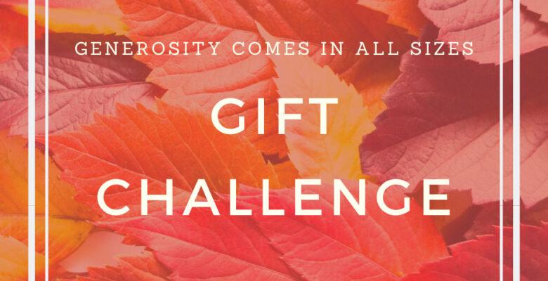Gift Challenge
